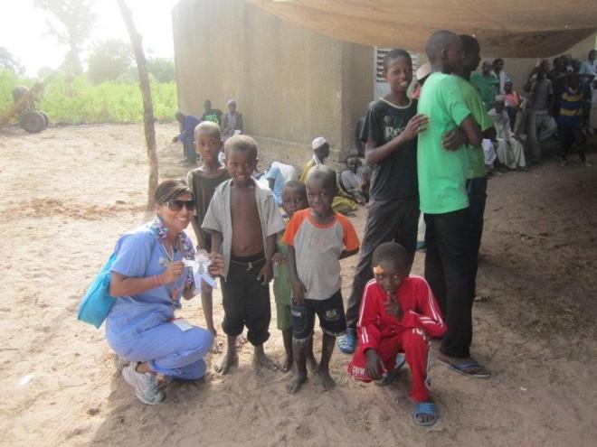 Sonia in Senegal